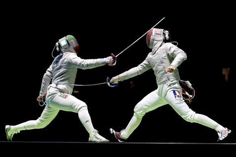 پنجمی سابریست های ایرانی در مسابقات جهانی شمشیربازی