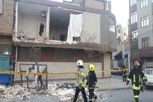 نشست گاز موجب انفجار منزلی در مشهد شد