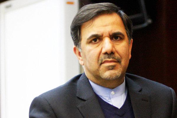 وزیر راه و شهرسازی وارد کرمان شد