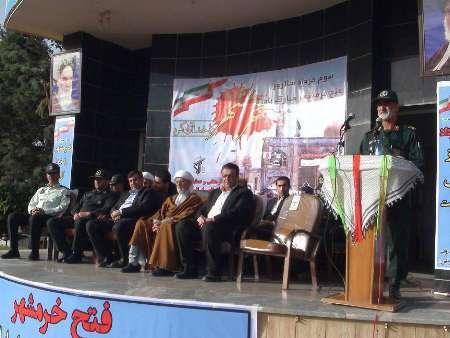 فرمانده تیپ انصارالرسول (ص) جوانرود: سوم خرداد یادآور از خودگذشتگی ملت ایران است