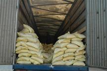 24 تن برنج قاچاق در نایین کشف شد