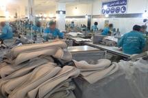 پنج پروژه اشتغال زایی برای زندانیان در بانه به بهره برداری رسید