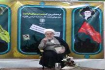نماینده خبرگان رهبری: عزت و قوام نظام اسلامی بر پایه بصیرت است