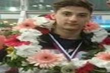 کسب نخستین مدال طلای جهانی تاریخ ژیمناستیک ایران توسط ورزشکار گیلانی