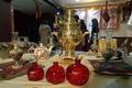 نمایشگاه سراسری سوغات و هدایا در اراک گشایش یافت