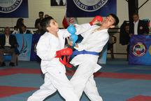 رقابت انتخابی تیم ملی کاراته با 12 گلستانی آغاز شد