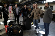 38 گردشگر خارجی از مرز سرخس وارد ایران شدند