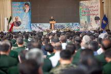 سردار سلامی: دشمن دچار زوال عقلی و سیاسی شده است