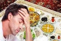 توصیه هایی برای کاهش بروز سردرد در ماه رمضان