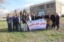 پویش «خانه تکانی و مدیریت مصرف آب» در کرمانشاه راه اندازی شد