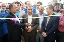 افتتاح 2 پروژه برق در شهرستان چرام