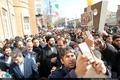 تصاویر| حضور سید علی خمینی در راهپیمایی ۲۲ بهمن ارومیه