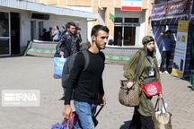 ۸۰۰ زائر خارجی اربعین از پایانه مرزی بیله سوار وارد ایران شدند