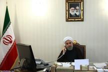 روحانی: کشورهای اسلامی با اعمال فشار بر رژیم صهیونیستی، مانع کشتار فلسطینی های بیگناه شوند