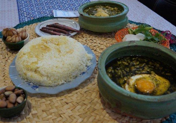 جشنوارههای غذاهای فراموش شده در صومعهسرا برگزارشد