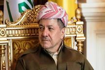 مسعود بارزانی: همهپرسی «تصمیم مردم کردستان» است