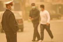 آلودگی هوا مدارس پاوه را به تعطیلی کشاند