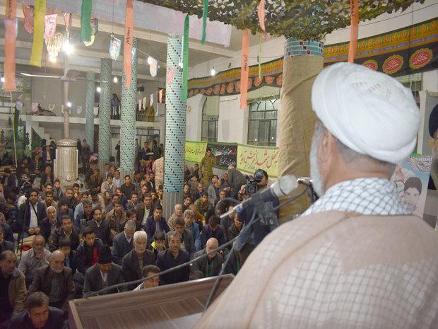 چهل سالگی انقلاب آغاز حرکت در عرصه تمدن نوین اسلامی است
