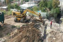 طرح جامع ساماندهی آبهای سطحی در شهرستان پردیس اجرا میشود