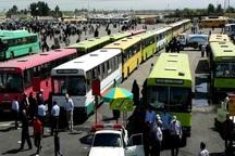 نرخ کرایه اتوبوسرانی اهواز 13.5 درصد افزایش یافت