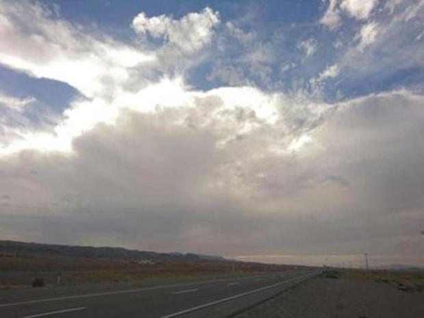آسمان قزوین تا روز شنبه ابری است