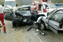 سوانح رانندگی در جاده های سمنان 28 مصدوم و یک کشته داشت