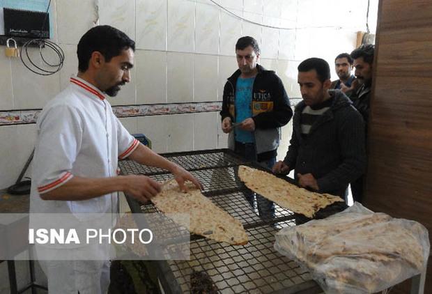 فروش هر نوع نان تحت عنوان مخصوص به قیمتهای غیر از نرخ های مصوب ممنوع است