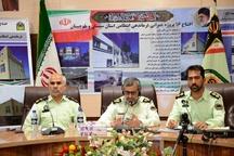 نوسازی و مقاومسازی پاسگاههای استان سیستان و بلوچستان در اولویت کار نیروی انتظامی