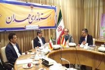 امنیت بالای ایران در خاورمیانه زمینه ساز سرمایه گذاری است