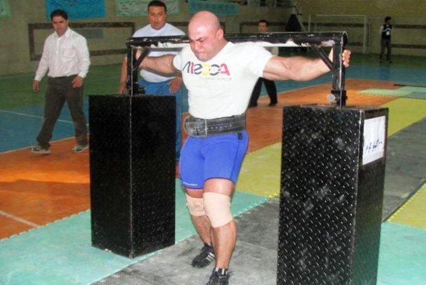 رقابت قویترین مردان کشور در مهدیشهر آغاز شد