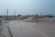 راه ارتباطی 40 روستای بخش معمولان پلدختر قطع شد