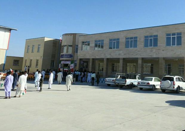 100 کلاس درس در سیستان و بلوچستان افتتاح شد