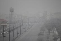 میزان ذرات معلق در هوای اراک 2 برابر بیش از حد مجاز است