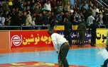 نکته ها و حاشیه های دیدار گیتی پسند اصفهان و تاسیسات دریایی تهران