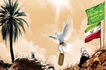 یادواره سرداران و 313 شهید مهریز برگزار شد