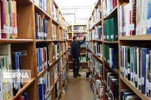 افتتاح کتابخانه تخصصی حوزه شهدا در مهریز