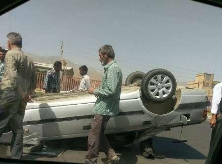 16 کشته و 800 مجروح نتیجه سوانح درون شهری همدان در بهار 96