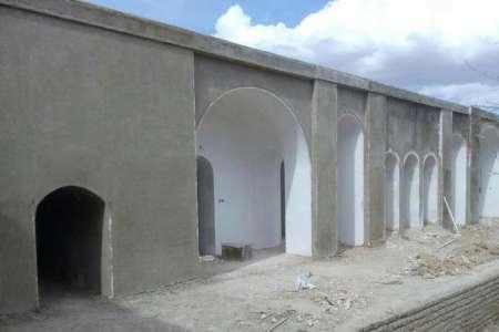 قلعه تاریخی امیریه و عمارت طاهری دامغان بهسازی میشود