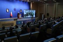 رئیسجمهور روحانی: اگر ملتی ثروتمند و پرجمعیت اما در برابر یک ابرقدرت، ذلیل باشیم، به جایی نخواهیم رسید/ ملت ایران امروز به عنوان ملتی بزرگ و عزیز در دنیا مطرح است/ دنیا در فتح خرمشهر پذیرفت ایران شکستناپذیر است