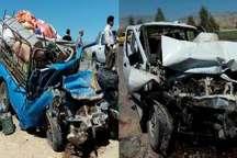 تصادفات رانندگی در جاده های استان ایلام چهار کشته برجای گذاشت