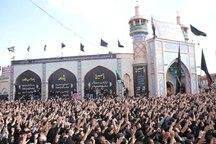 استان اردبیل در تاسوعای حسینی غرق در ماتم و عزا شد