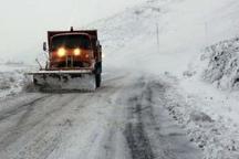 230 کیلومتر باند از جاده های استان مرکزی برفروبی شد