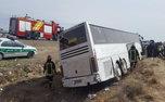 جزییاتی از وضعیت بانوان کاراتهکای سانحه دیده در واژگونی اتوبوس