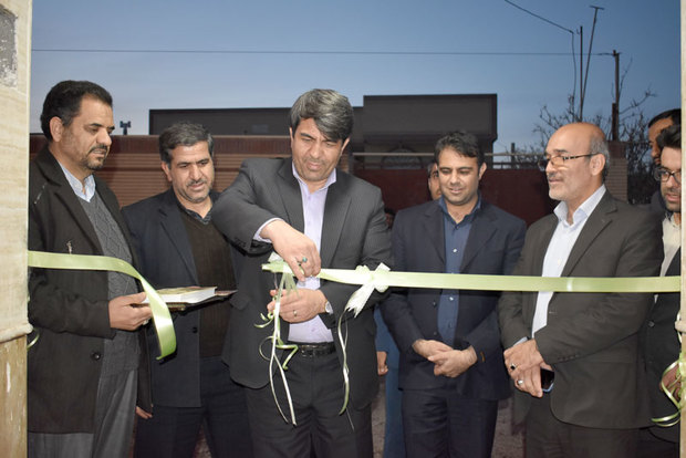 43 پروژه عمرانی در بهاباد به بهره برداری رسید