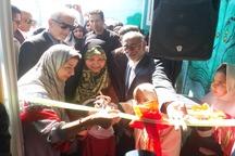 مدرسه 6 کلاسه روستای چاه جمال ایرانشهر افتتاح شد