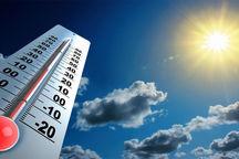 هوای قزوین گرم میشود