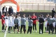 تیم ملی یکروز پیش از بازی با قطر تکمیل می شود!