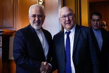 ظریف با وزیر اقتصاد فرانسه دیدار کرد