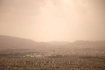 شاخص کیفیت هوای اراک در شرایط ناسالم قرار گرفت