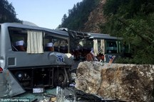 عکس/ زلزله مرگبار در چین